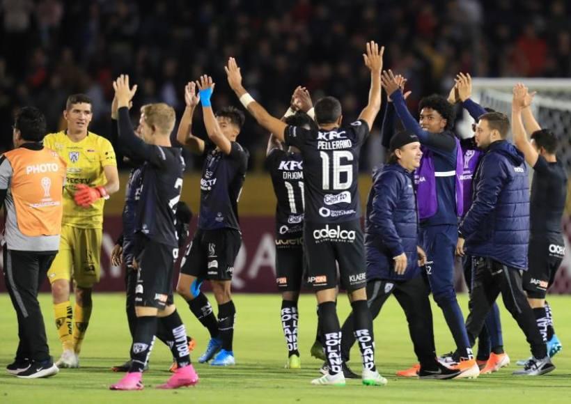 Independiente del Valle finalista de la Copa Sudamericana