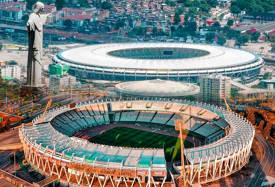Maracaná y Kempes, próximas sedes finalistas