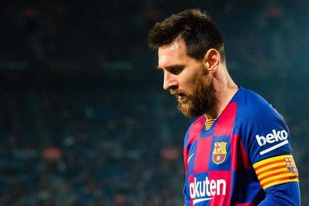 Lionel Messi interrumpió sus vacaciones para una reunión con Koeman ¿sigue?