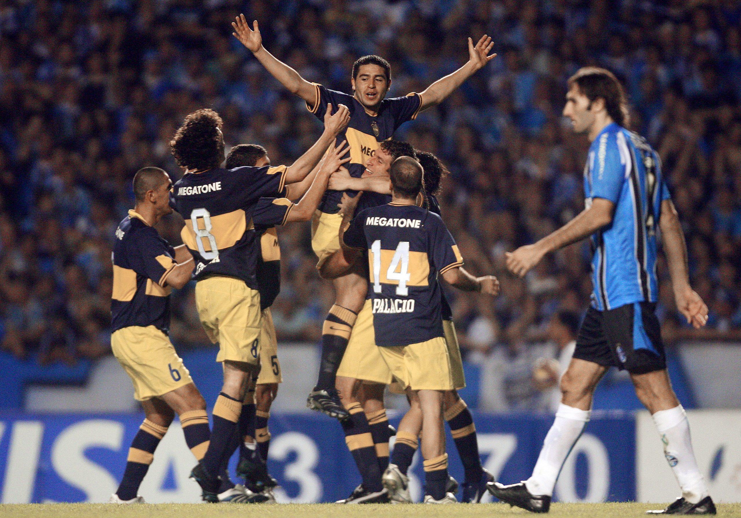 """""""Boca es un equipo con mucha historia en la Copa Libertadores"""""""