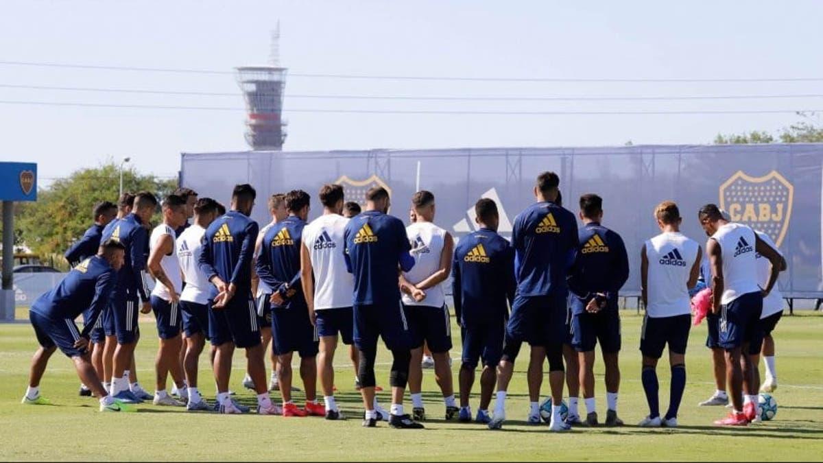 Boca ya piensa en el viaje a Colombia