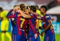 Goleada del Barcelona de Messi en el debut en La Liga