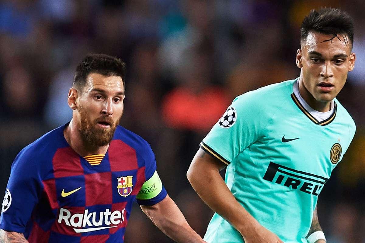 Barcelona prepara la última ofensiva por Lautaro Martínez