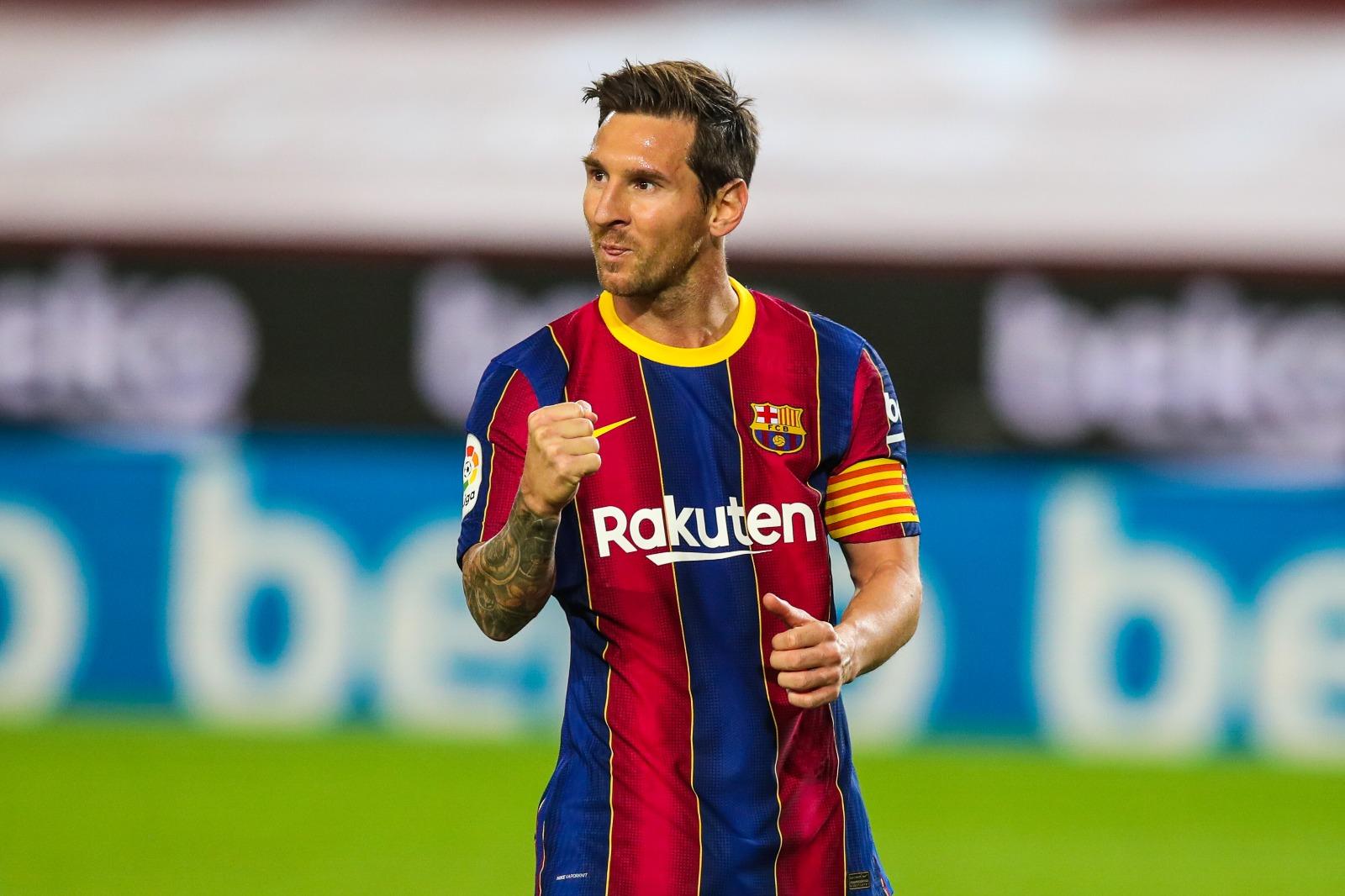 Arranca el camino de Messi hacia la gran revancha