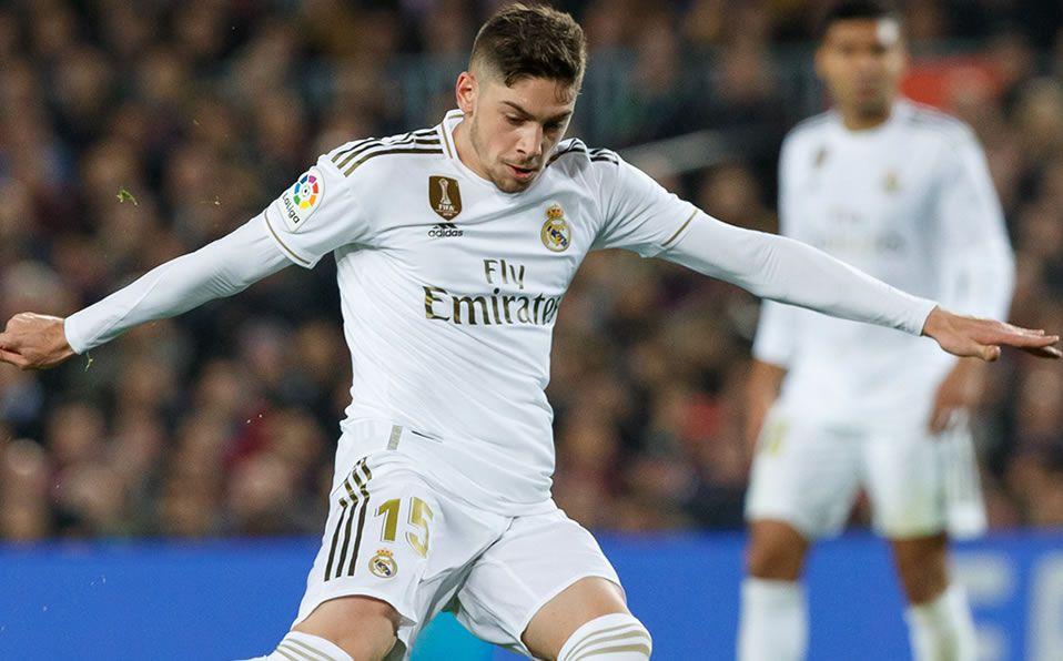 El Madrid va por la punta