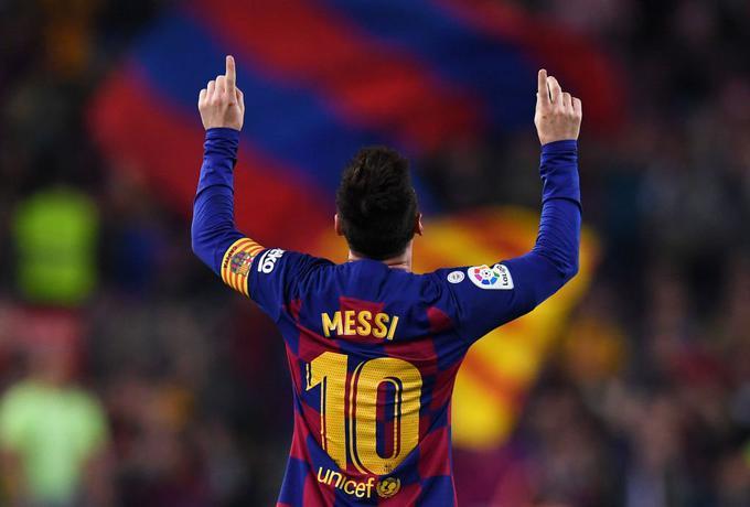 Descanso para Messi