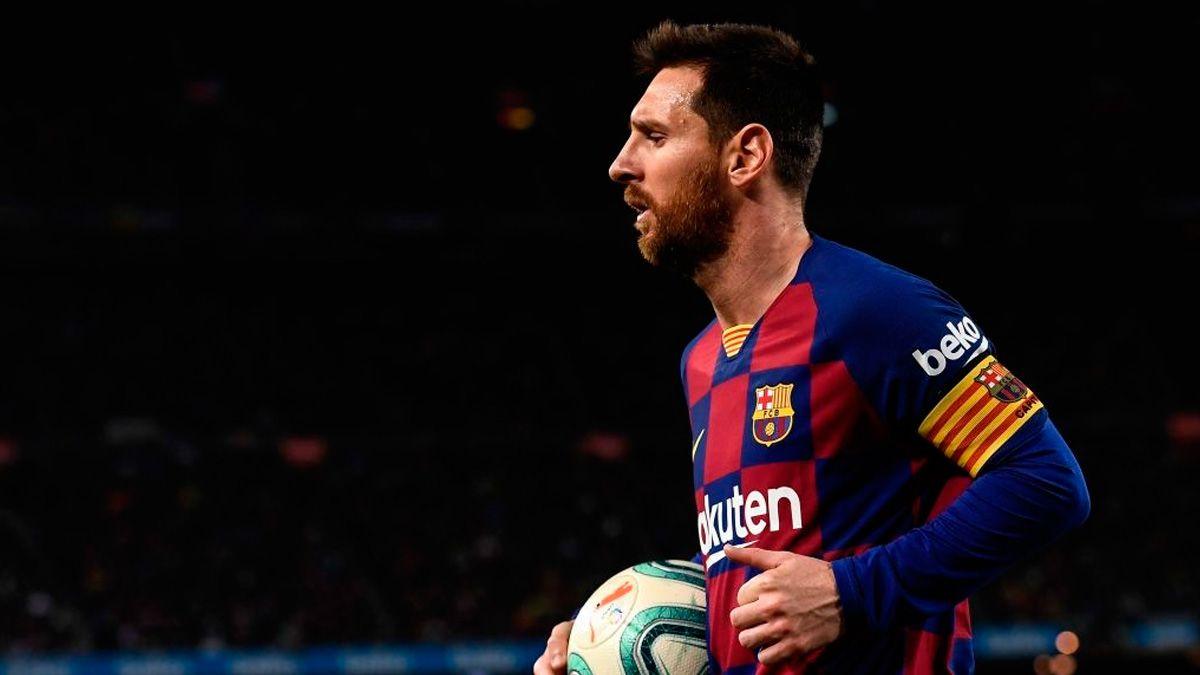 """""""Leo es del Barça y tengo muchísimas esperanzas en que siga"""""""