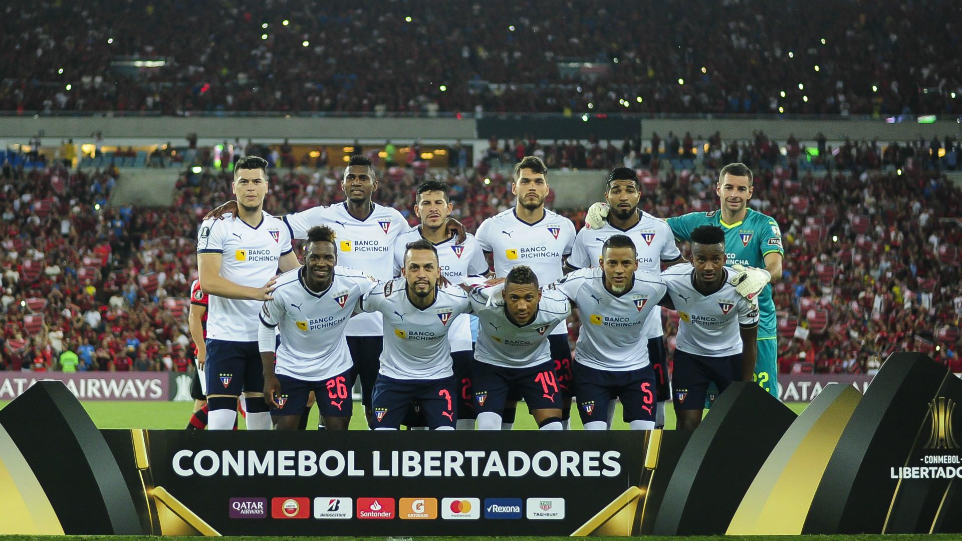 Liga recibe a Santos en la altura