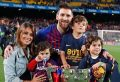 """""""Messi y su familia están aprendiendo francés"""""""