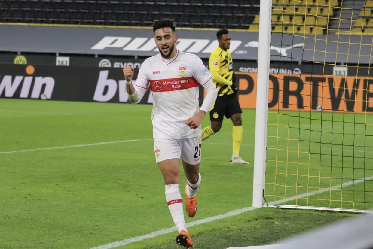 Nico González volvió con gol