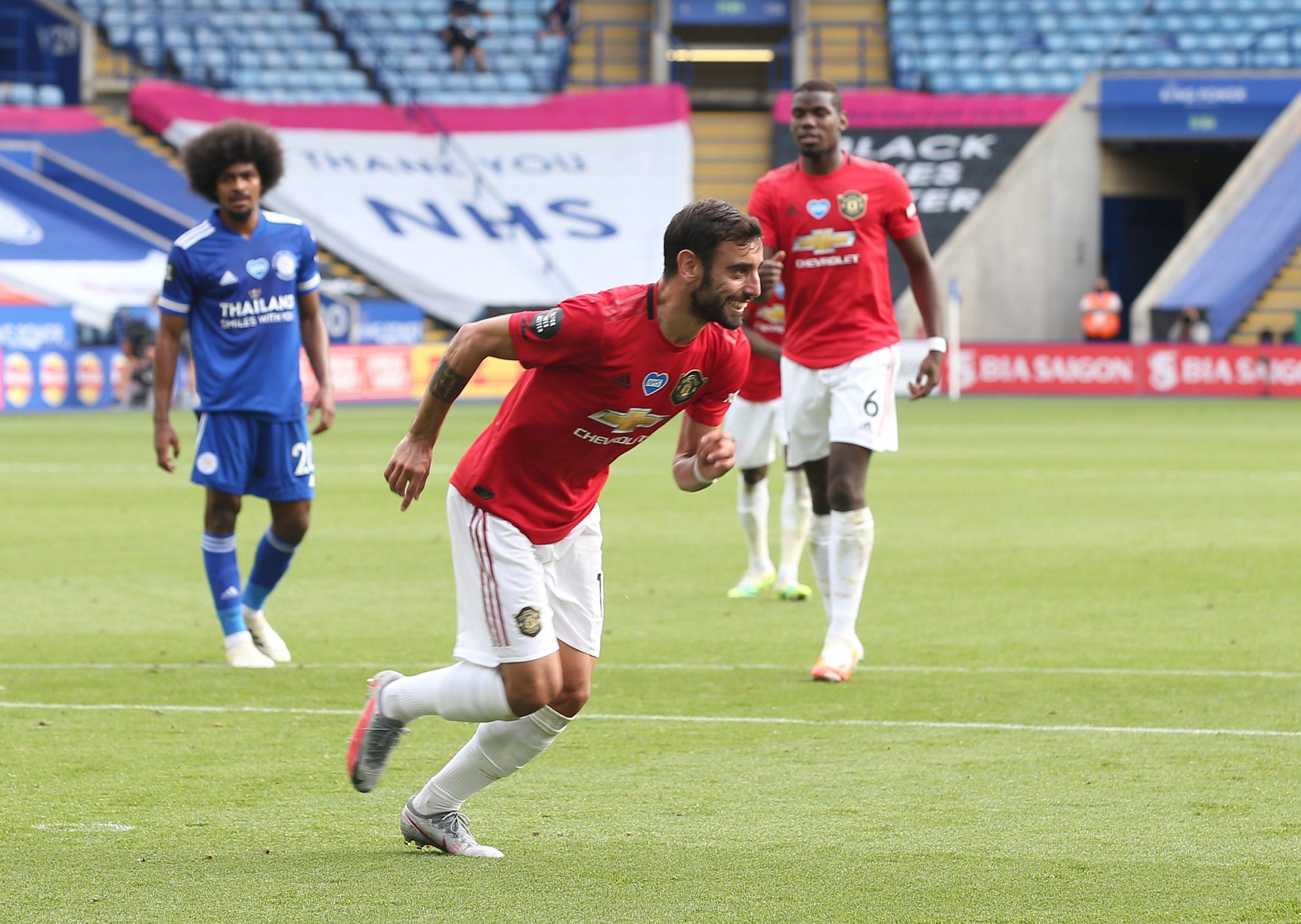 Leicester – United: un empate que poco sirve