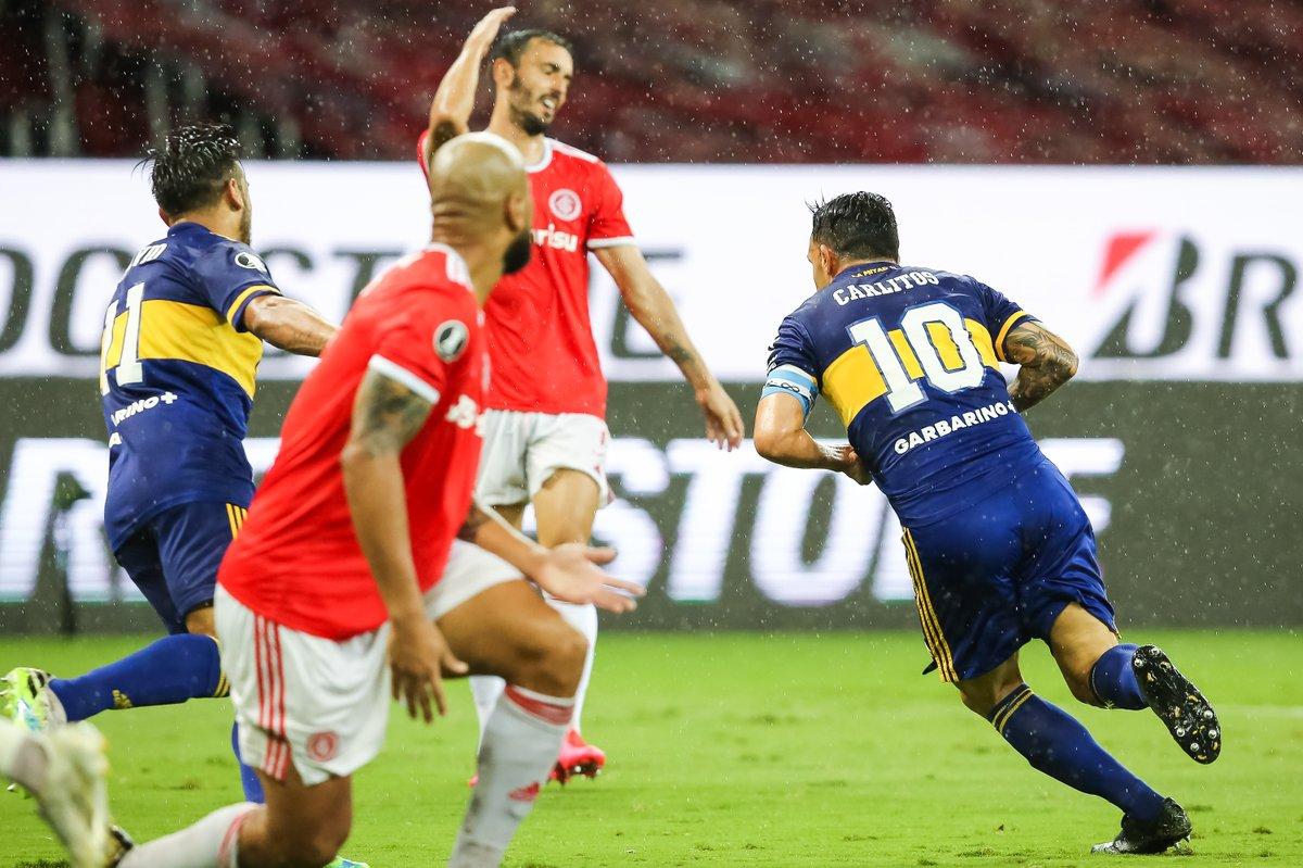 Boca rompió un récord en tierras brasileñas