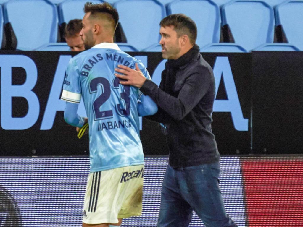 """""""Coudet le da personalidad y fortaleza al Celta"""""""
