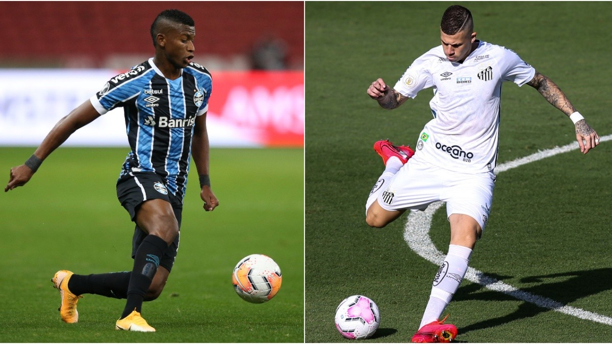 Gremio vs Santos: un duelo de pesos pesados