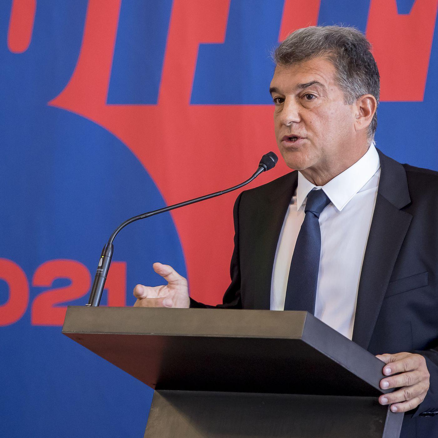 """""""El Barça no puede estar más tiempo sin presidente"""""""