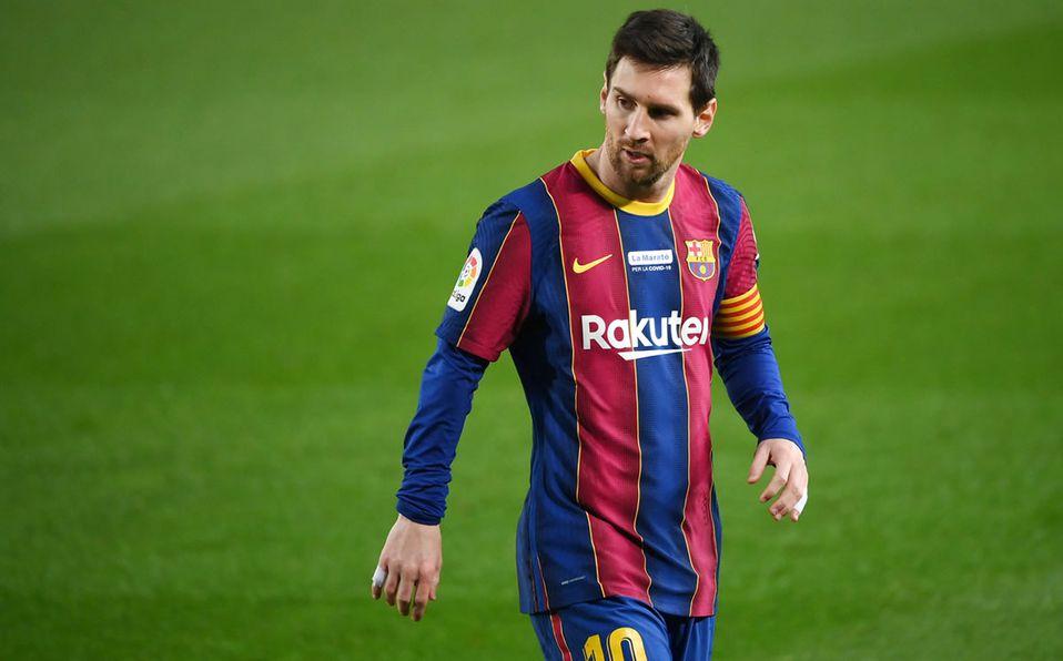 Dos récords en una jornada para Messi en el Barcelona