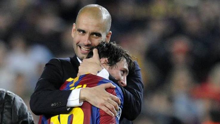 """""""Guardiola y Luis Enrique fueron los dos mejores entrenadores que tuve"""""""