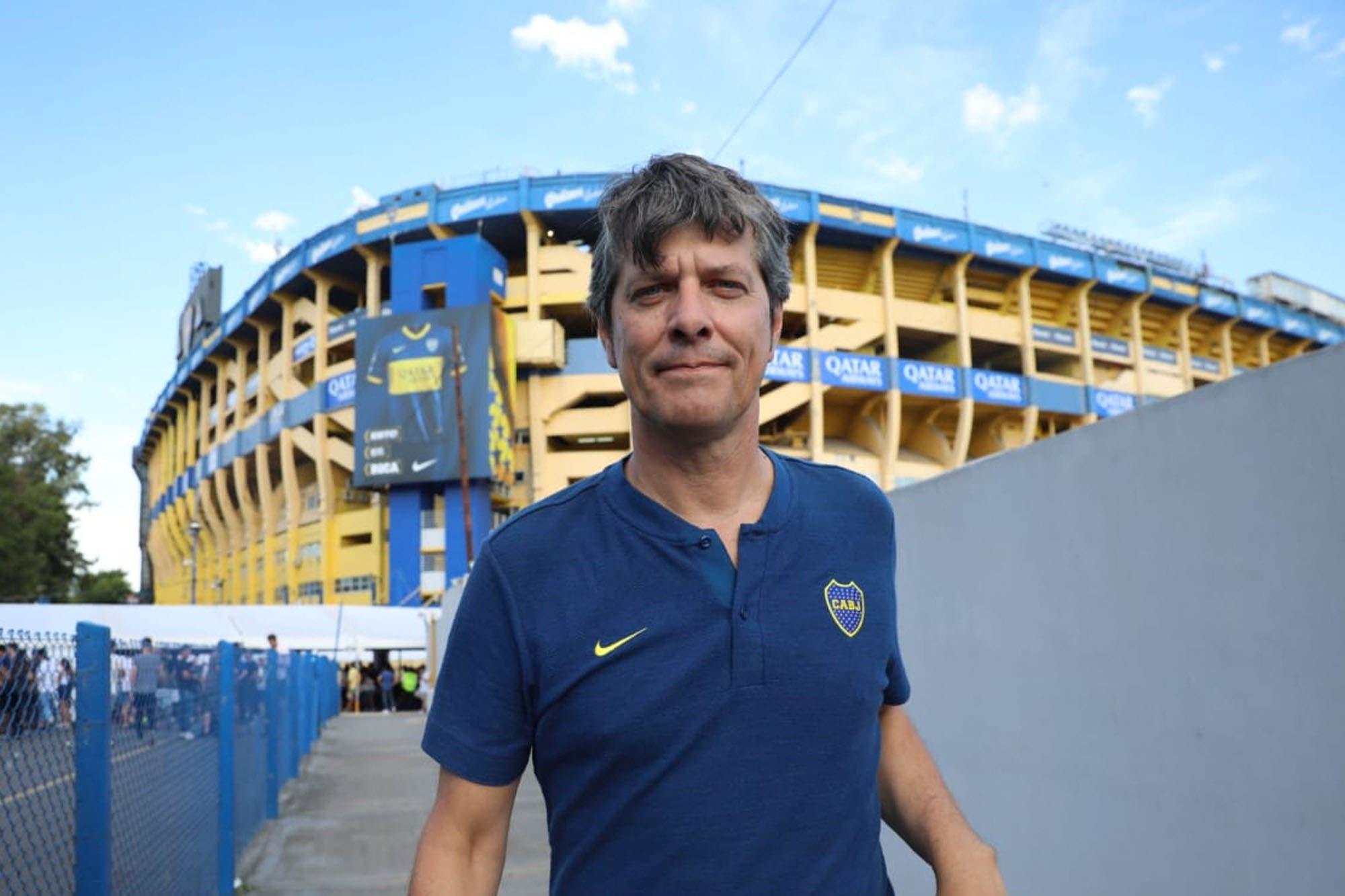Estalló todo en Boca: renunció Pergolini