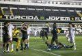 Santos, a cuartos gracias al gol de visitante