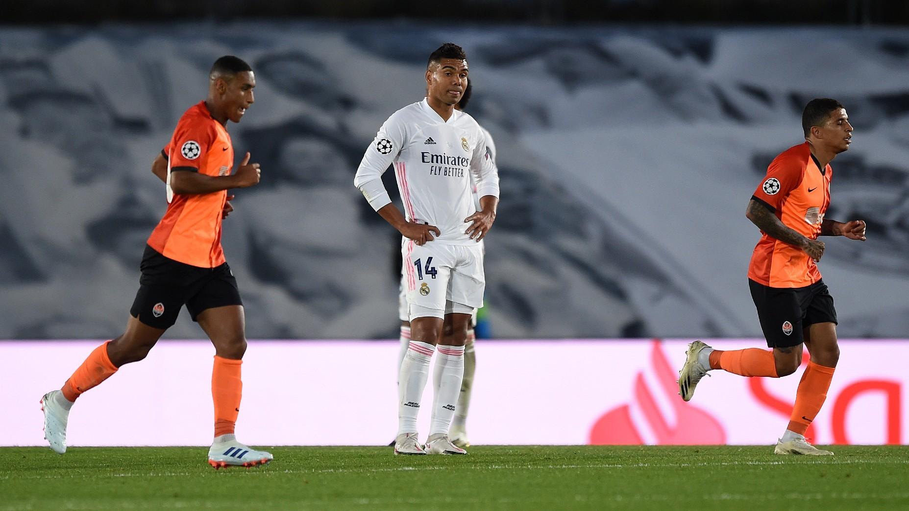 Real Madrid quedó al borde del nocaut en la Champions