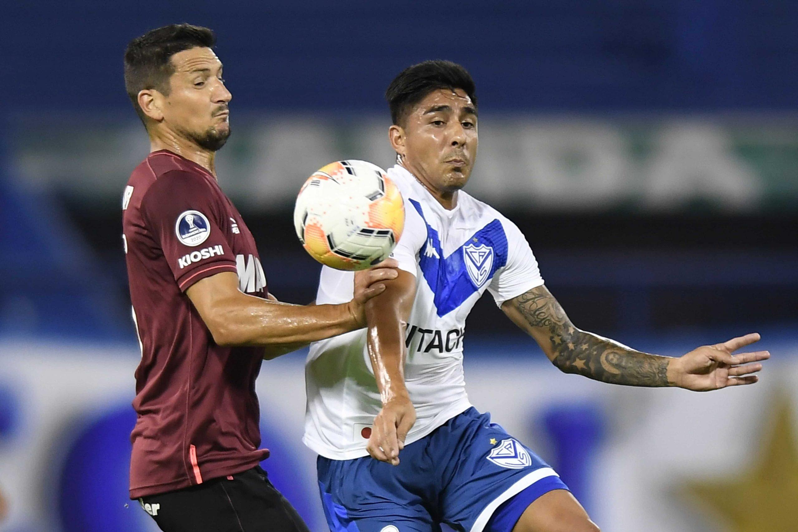 Lanús – Vélez: se define el finalista