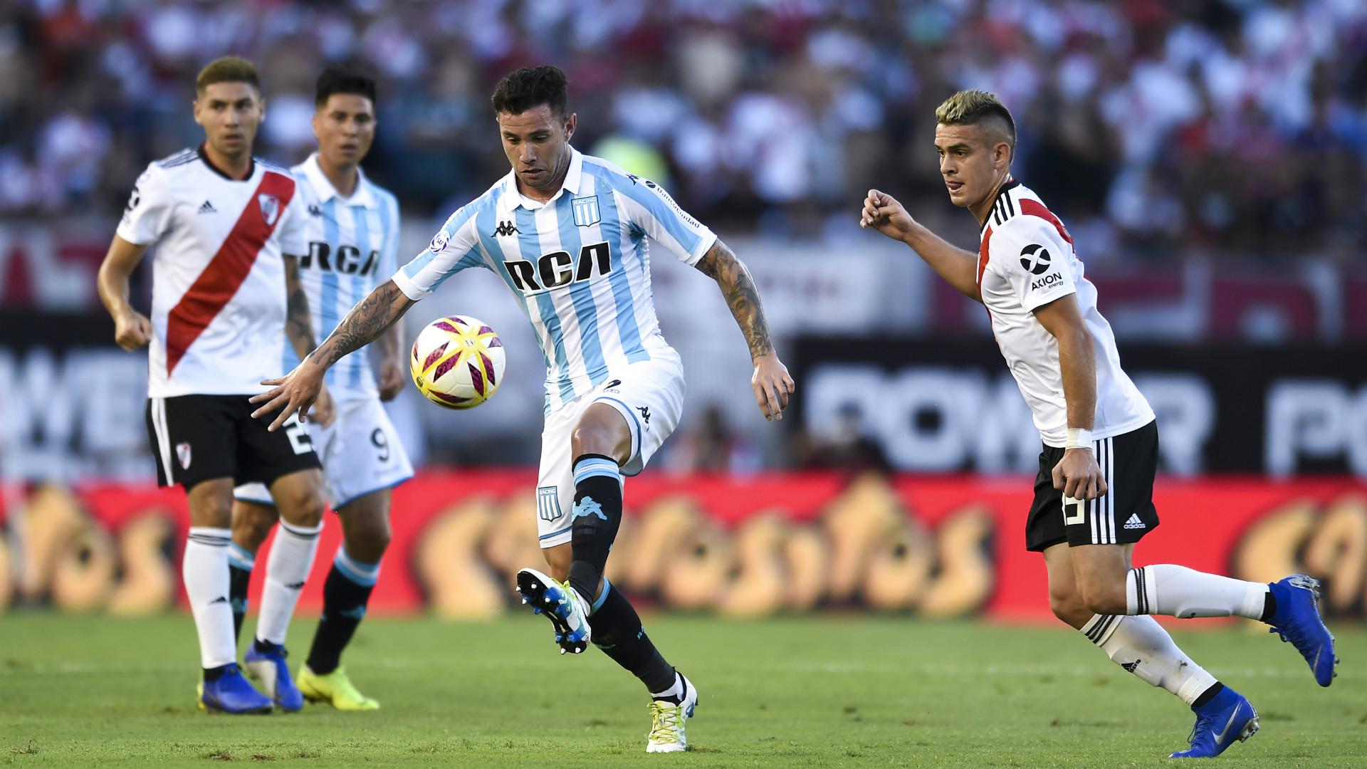 River y Racing tienen fecha confirmada para la Supercopa Argentina