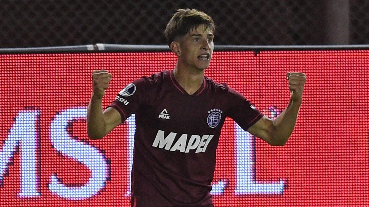 Lanús, el primer finalista argentino