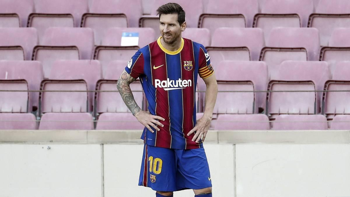 Filtran el contrato de Messi en medio de la pelea por su renovación