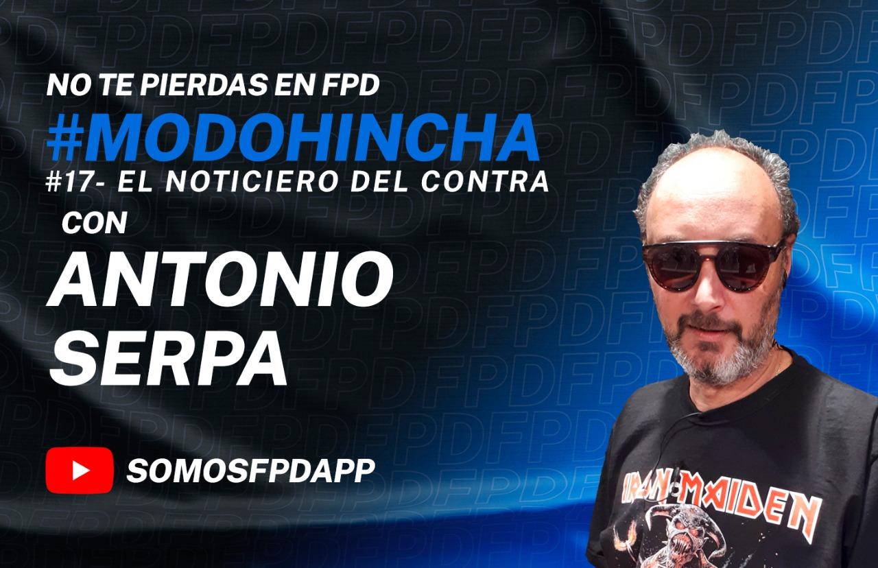 """#ModoHincha: el noticiero de """"El Contra"""""""