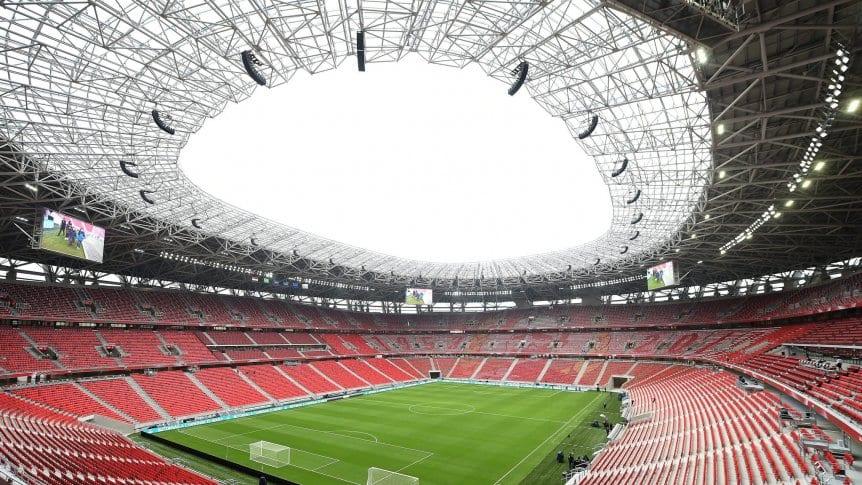 Se confirmó la sede de Leipzig – Liverpool
