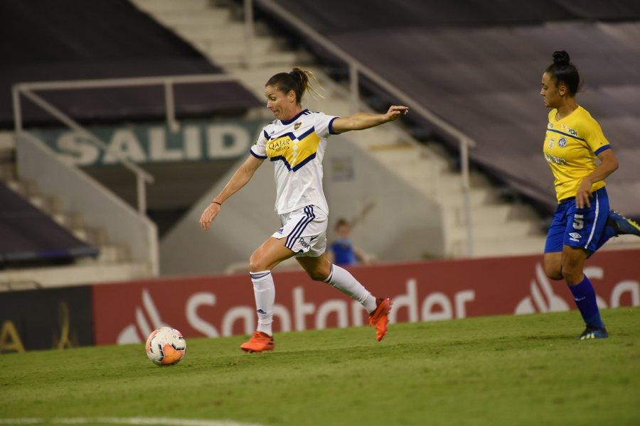 Boca se metió en los cuartos de final de la Libertadores