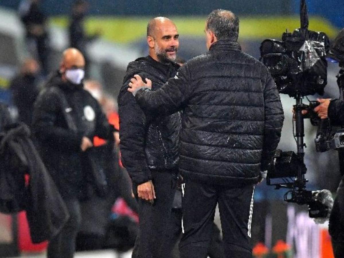 """""""Merecíamos ganar, pero lo justo hubiese sido que gane el City"""""""