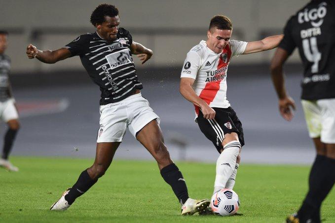 River en versión Libertadores