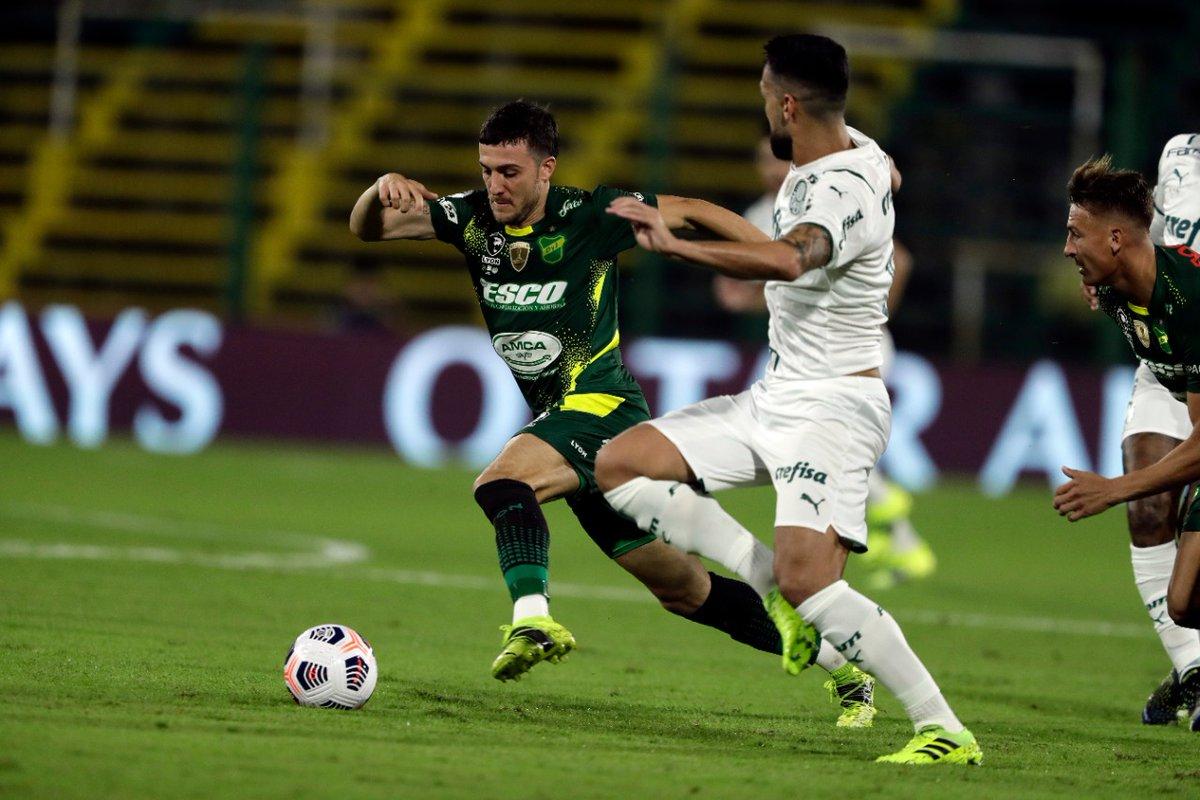 Palmeiras venció a Defensa