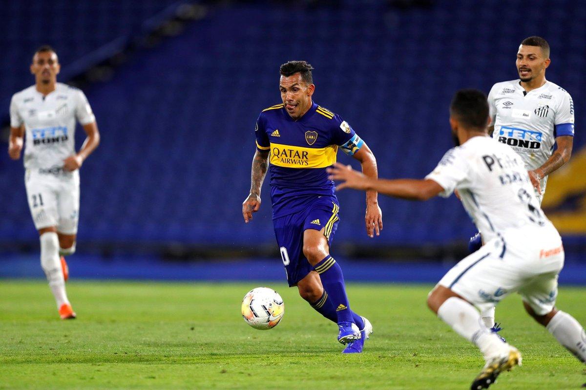 La lista de Boca para jugar en Ecuador