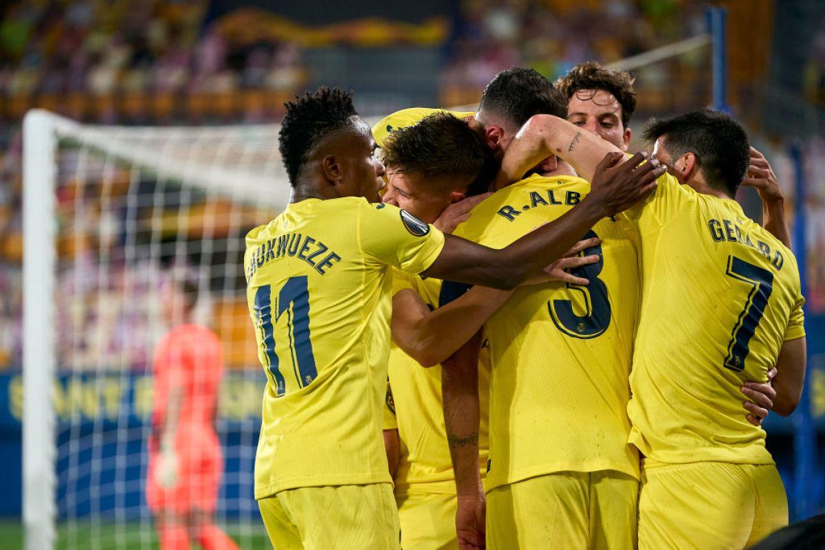 Villarreal se quedó con el primer chico ante Arsenal
