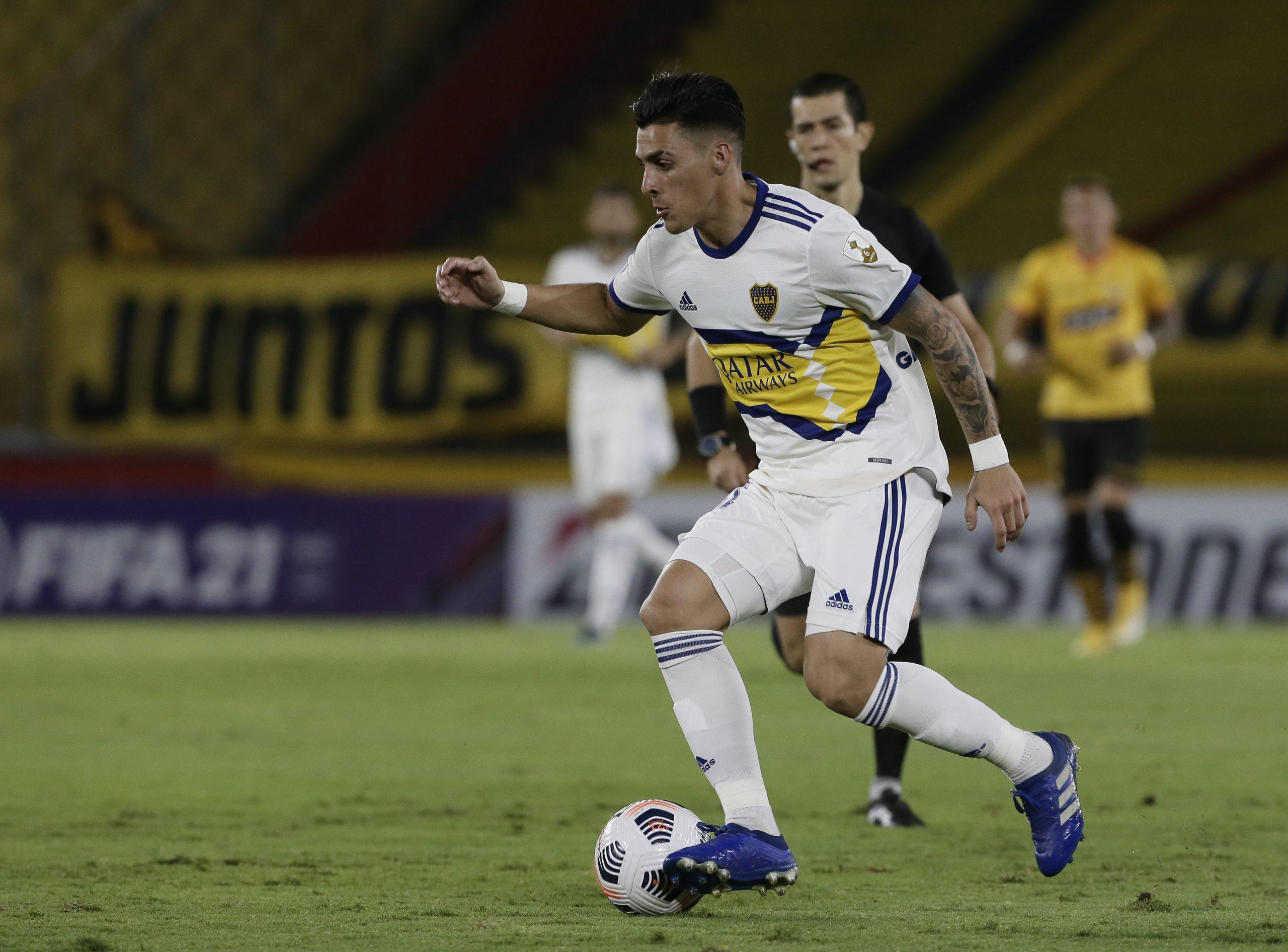 Boca se quedó sin nada en Ecuador