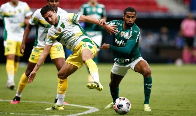 Defensa y Justicia – Palmeiras: tercer round
