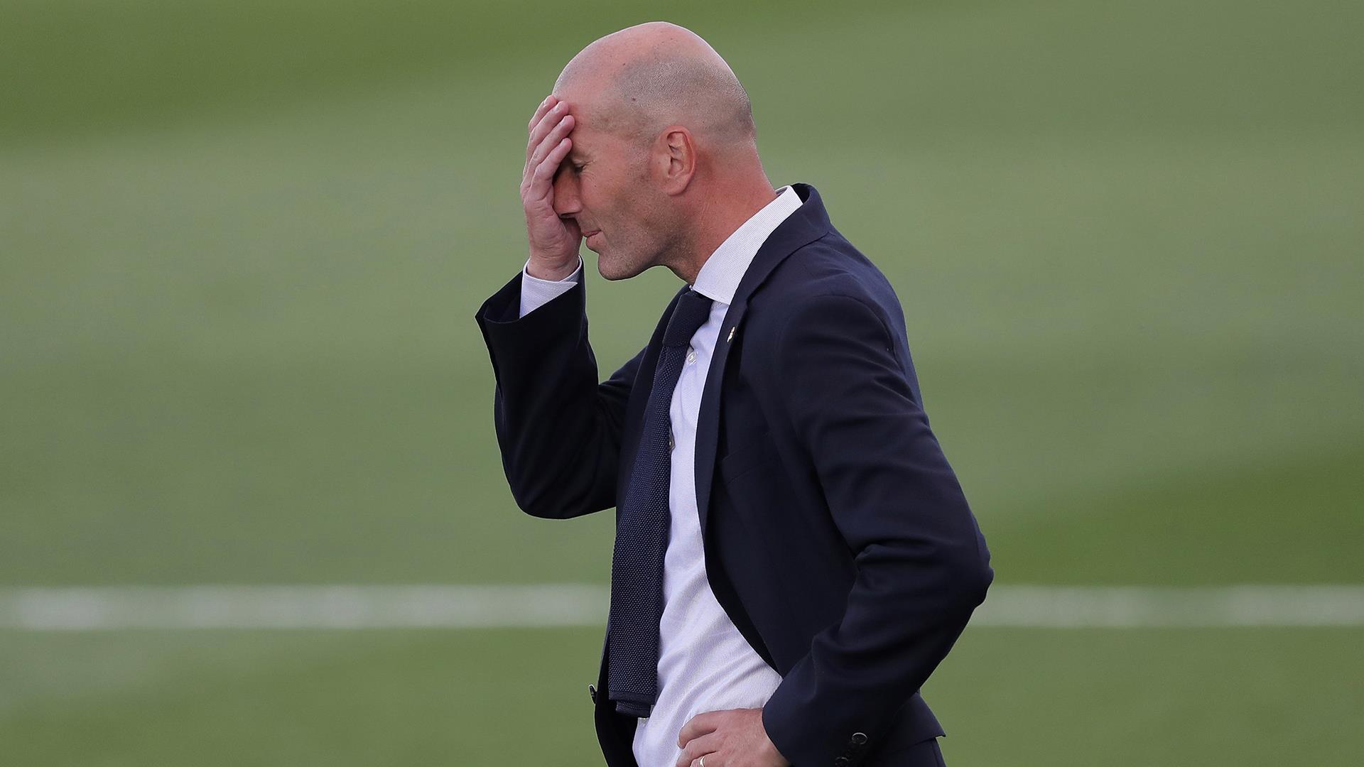 ¡Increíble! Otra baja más para Zidane en la defensa