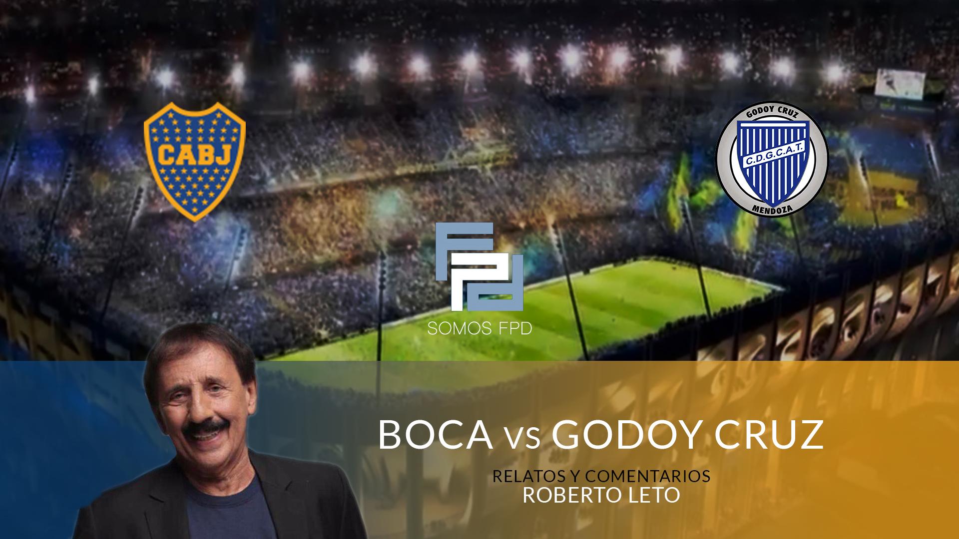 Locura de Leto en #DesdeLaCabina: Boca sigue en la Copa de la Superliga