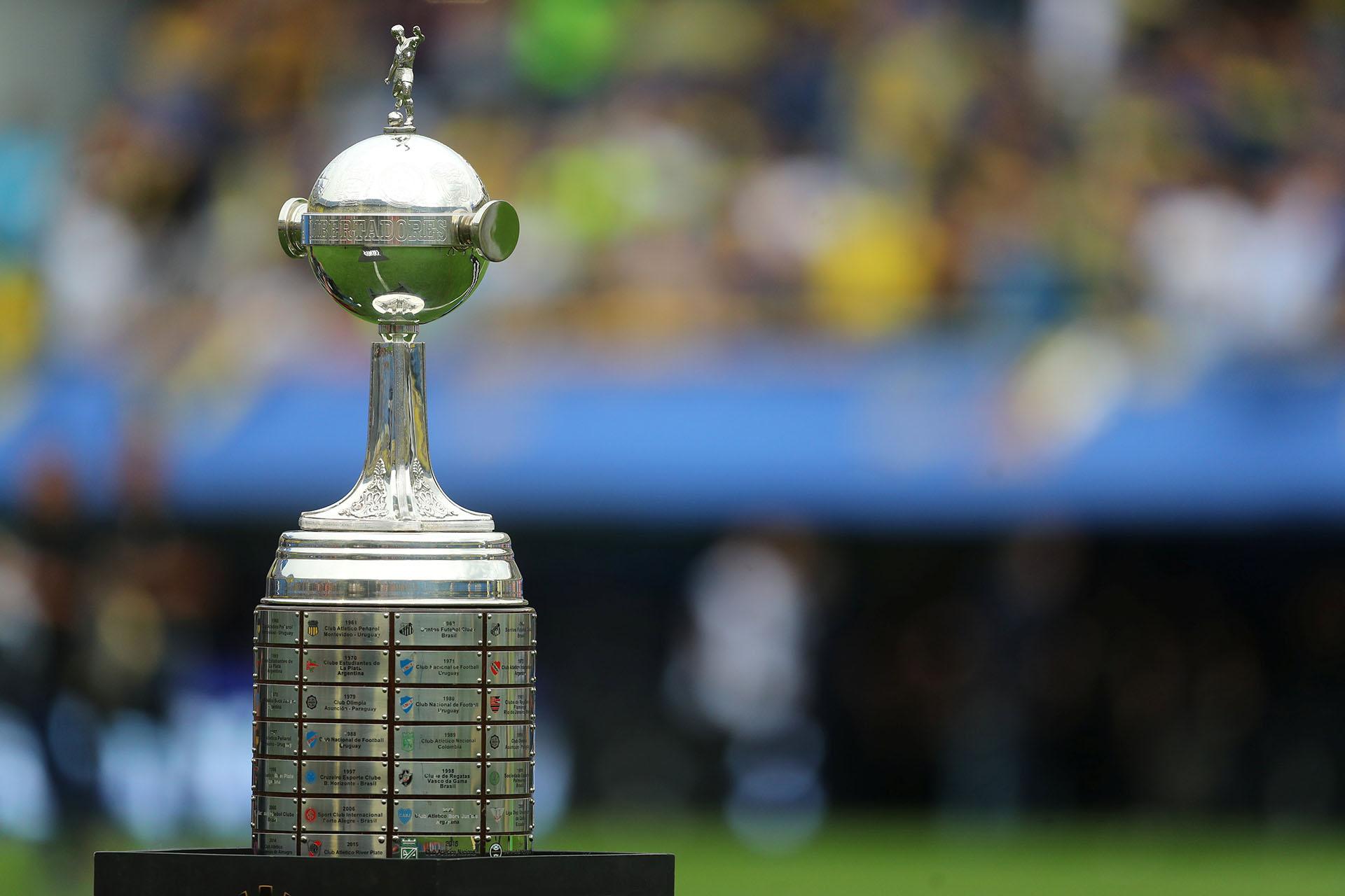Árbitros confirmados para los próximos partidos de Copa Libertadores