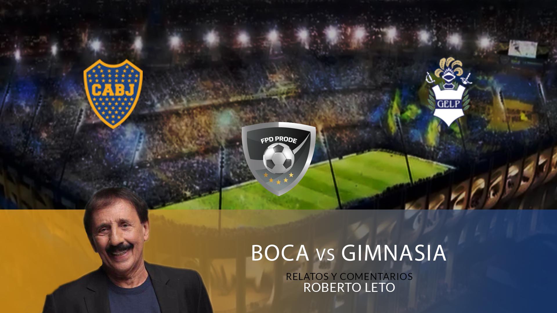 """#DesdeLaCabina de Boca Campeón: #Leto """"Miren lo que es esta cancha. Nunca den por muerto a Boca"""""""