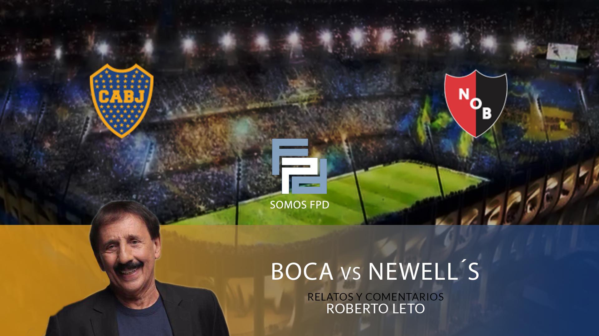 """#DesdeLaCabina de Leto:""""A Boca se le escapó el partido"""""""