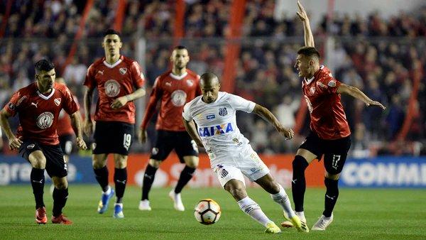 ES OFICIAL: Independiente 3 Santos 0