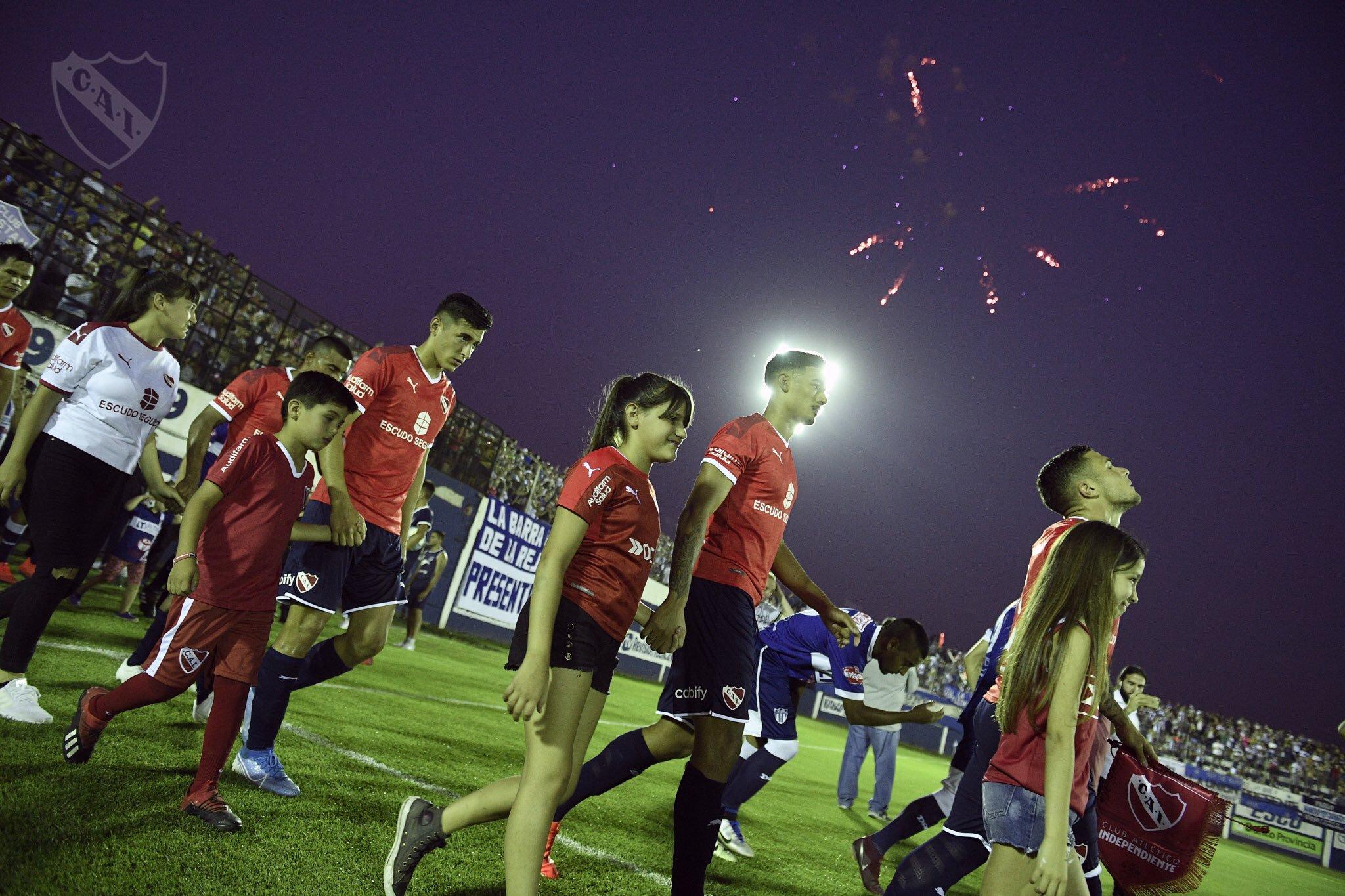Mirá los goles del triunfo del Rojo ante Tristán Suárez