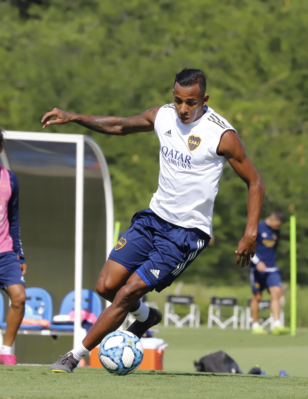 ¿Villa vuelve a jugar oficialmente en Boca?