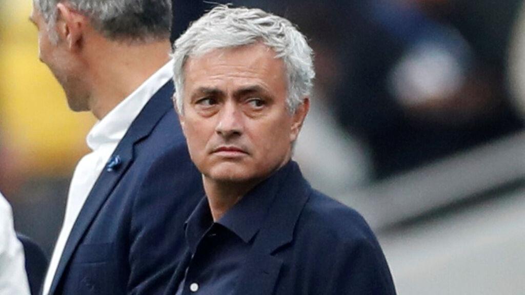 Mourinho parla italiano