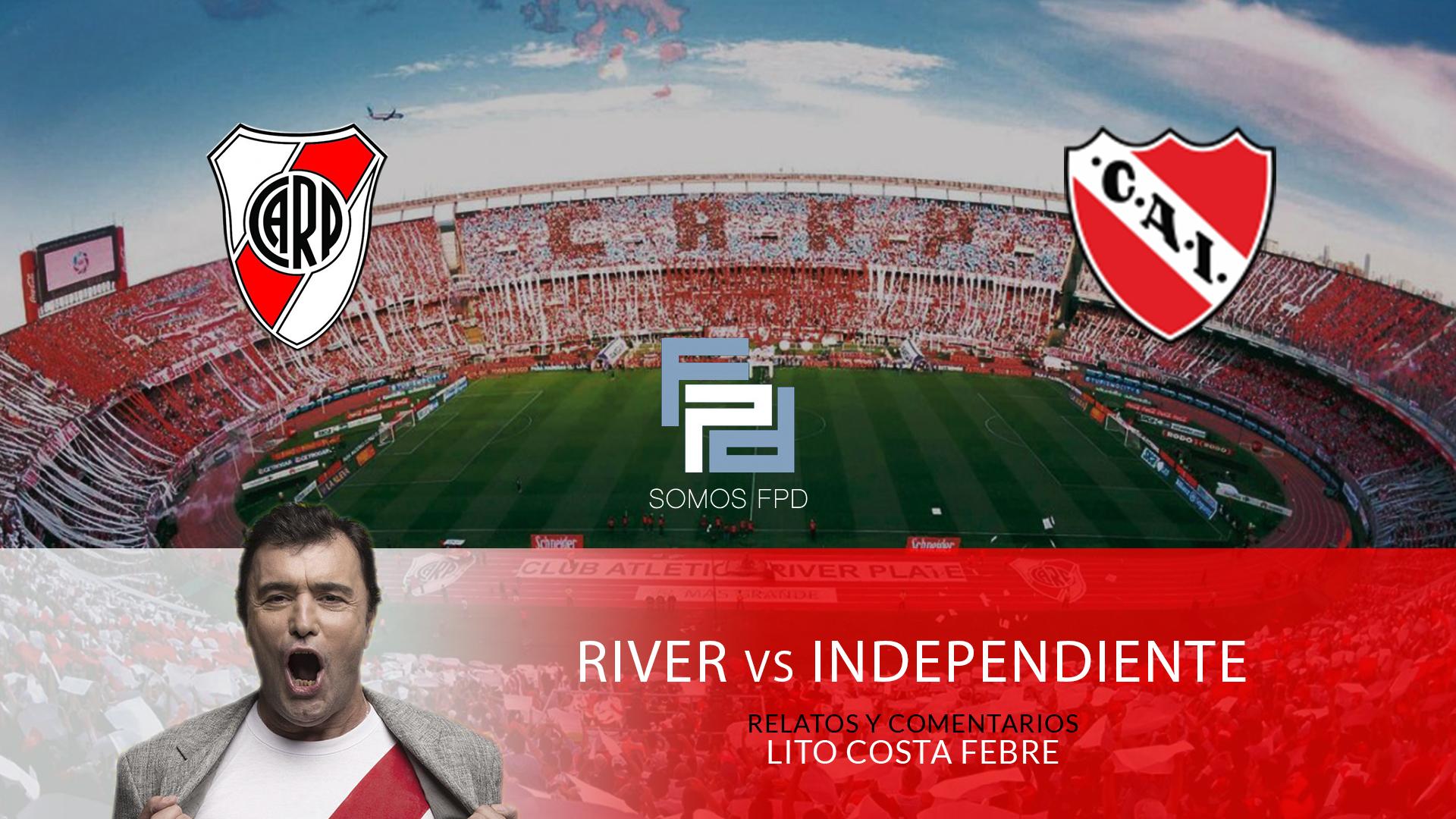 Reviví la locura de Lito en la Cabina contra Independiente ¡Imperdible!