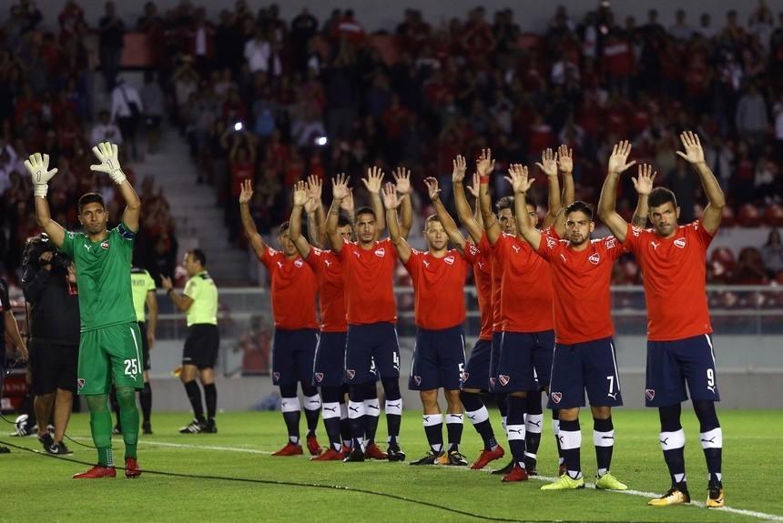 El Rojo debuta en la copa que puede llevarlo a la Libertadores