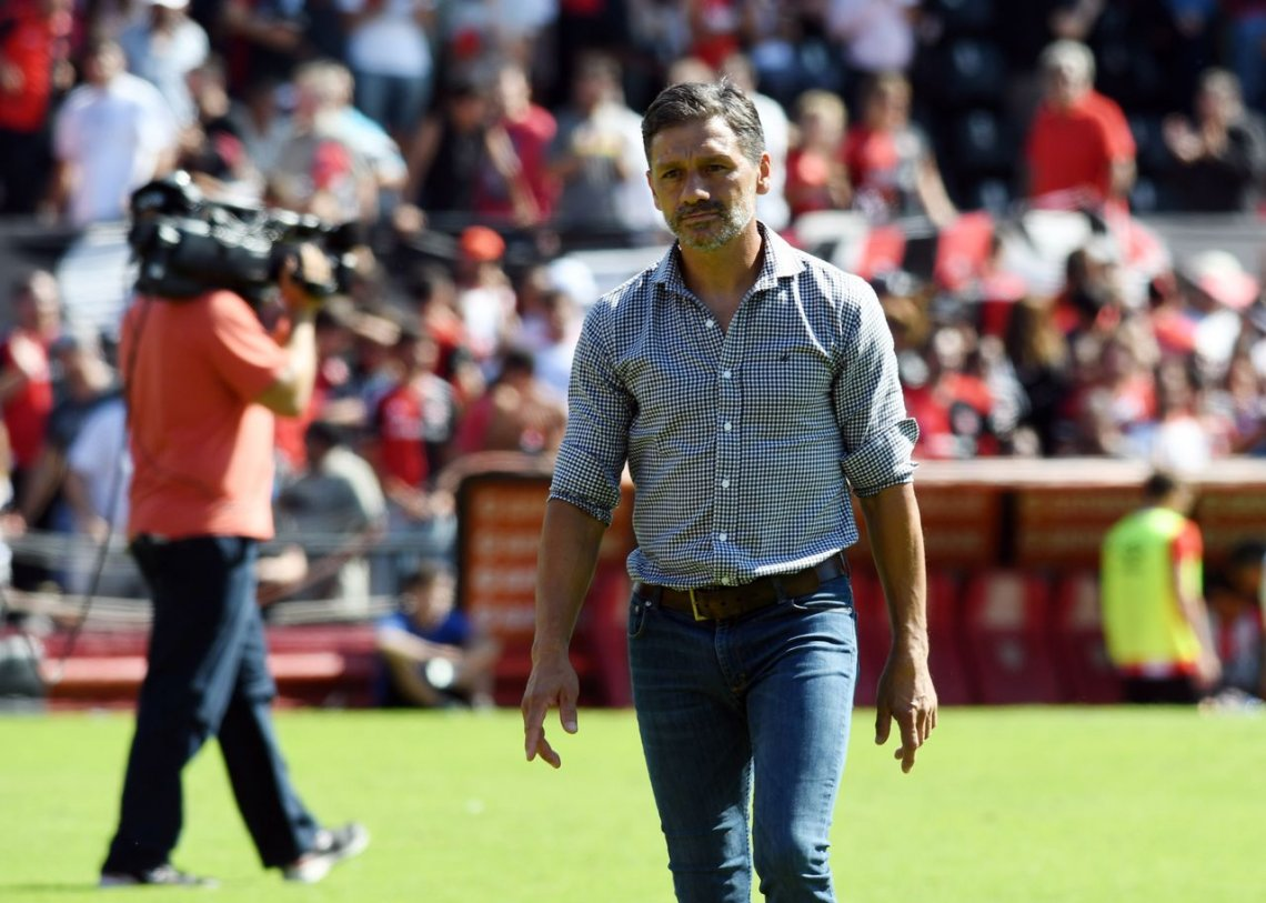 Nelson Vivas acompañará al Cholo en el Atlético